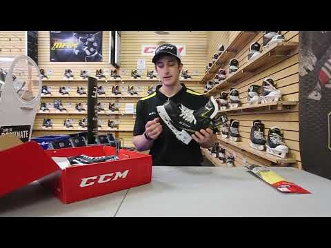 CCM Super Tacks AS1 Ice Skates Review