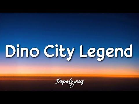 Drama Squad Jay - Dino City Legend (Lyrics) 🎵
