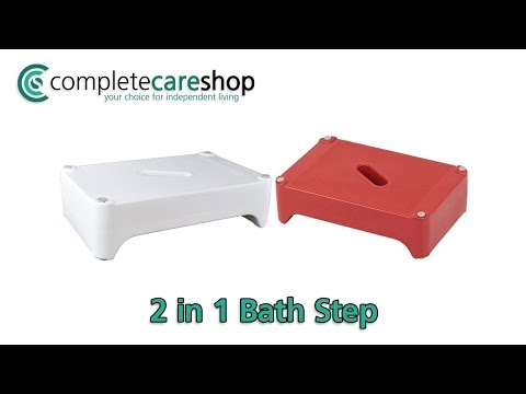 2 in 1 Bath Step Review