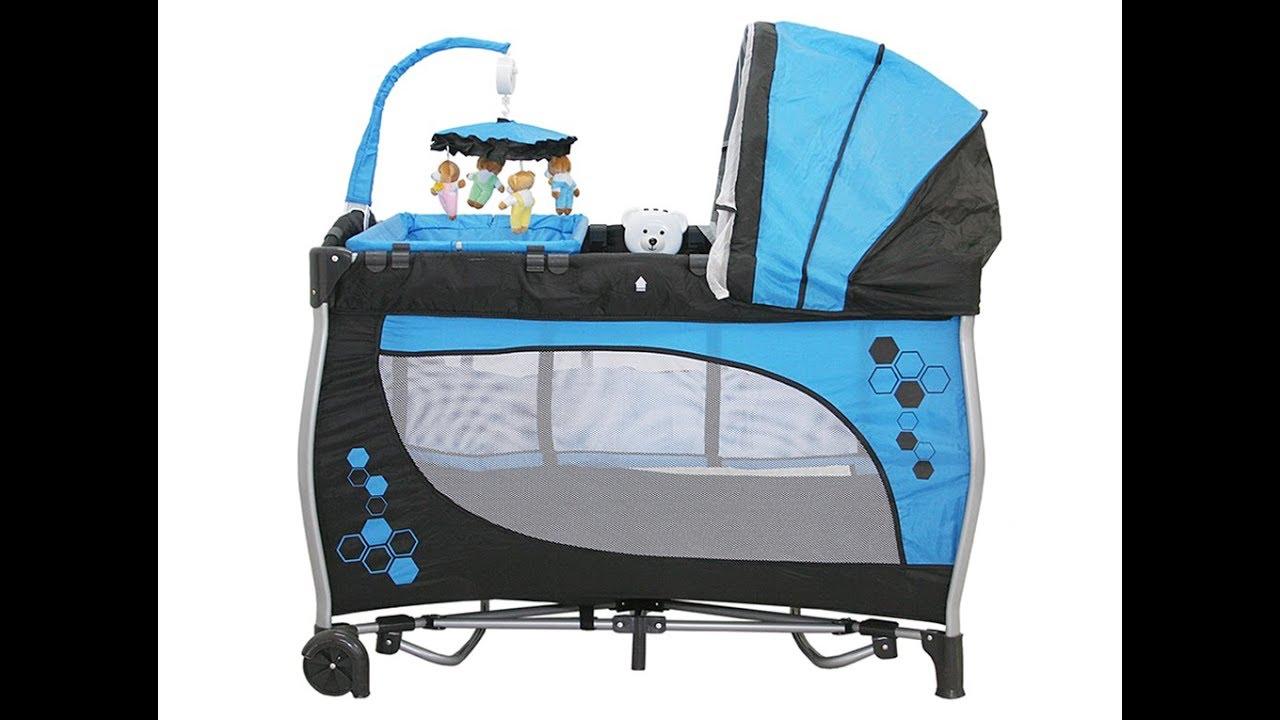 Berço Balanço Baby Style - Montagem e Desmontagem - Cantinho da Criança