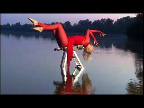 Maruv - съемка клипа To Be Mine (Hellcat Story) видео