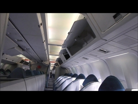 SEAT REVIEW – Air Canada Classic Pod