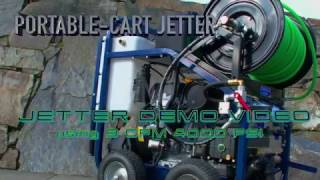 Brute 4009 Jetting System Demo Video 12 16