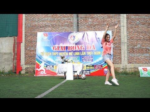 Giải bóng đá THPT huyện Mê Linh lần thứ nhất