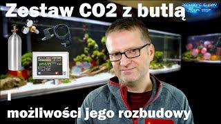 Wideoporadnik: zestaw CO2 i możliwość jego rozbudowy