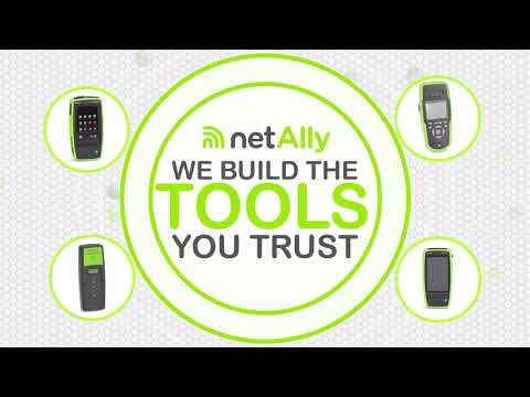 About NetAlly® Network Test Solutions