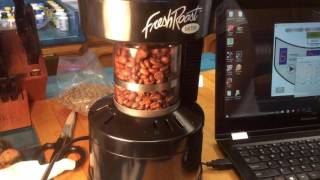 Automated Coffee Roaster Makes Coffee Roasting Beginner Level Easy