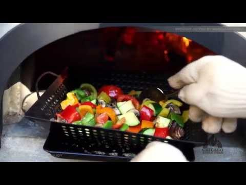 Fire Roasted Vegetables by CBO