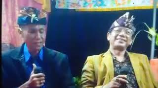 Kang Loling Vs Kang Taruna.  Ginada Gandrung. Geguritan Raja Pala.