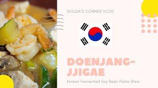 How to make Doenjang Jjigae