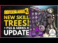 BORDERLANDS 3 | New Skill Trees for ALL VAULT HUNTERS + PS5 & Xbox Series X Updates!