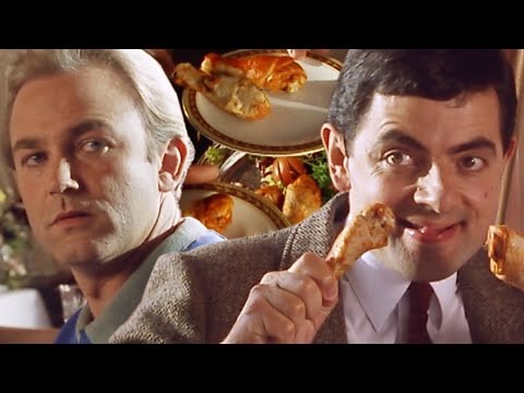 , title : 'Bean Food Fight!   Funny Clips   Mr Bean Official