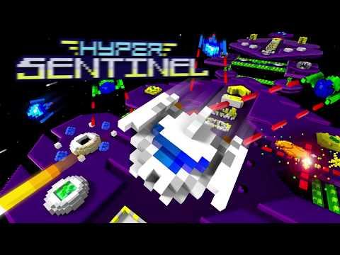 Hyper Sentinel launch trailer - official (HD) thumbnail