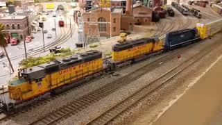 La Mesa Model Railroad Club - June 10, 2018 - YouTube