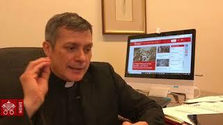 Mgr Lucio Ruiz Hackathon du Vatican 2018-03-08