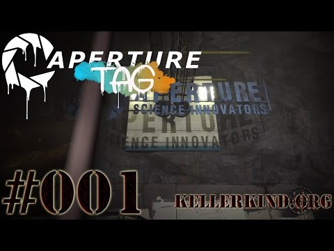 Aperture Tag #1 – Schmodderalarm!!! ★ Let's Play Portal 2 Community Mods [HD|60FPS]