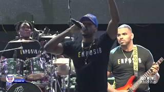 ENPOSIB  Live @ Ayiti Mizik Fest  05 Jan 2019