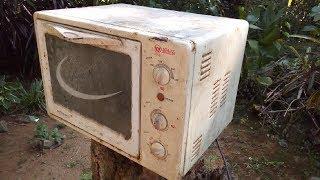 Electric Oven Restoration