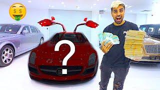 I finally bought my dream car ...