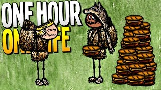MAKING SANDWICHES FOR OUR DAD IN A NEW CITY - Two Hours One Life Mod - One Hour One Life Gameplay