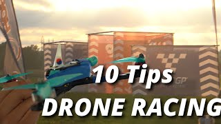 First Drone Race: Top 10 Tips - RACE VLOG + houston race drama - Featuring Limon, NMGrower, Mattmax