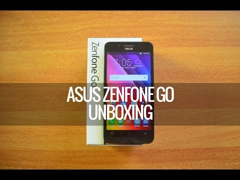 ASUS Zenfone Go Unboxing and Hands on