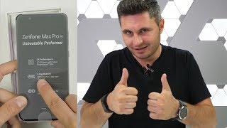 Asus Zenfone Max Pro M1 – Baterie de 5000 mAh, atât! [UNBOXING & REVIEW]