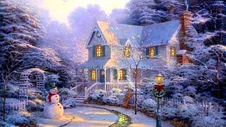 Красивая рождественская и новогодняя музыка, сказке быть...)  Best beautiful christmas songs.
