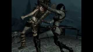 Dance of Death 4.0 (80+ Skyrim Killmoves)