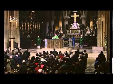Messe du 16 novembre 2014