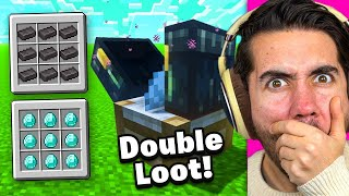 Can This Minecraft Trick Make Me A Millionaire? | E33