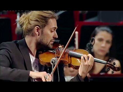 DAVID GARRETT: ♫ Violin Concerto No.1 ♫ von Max Bruch