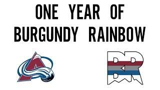 Burgundy Rainbow Turns One!