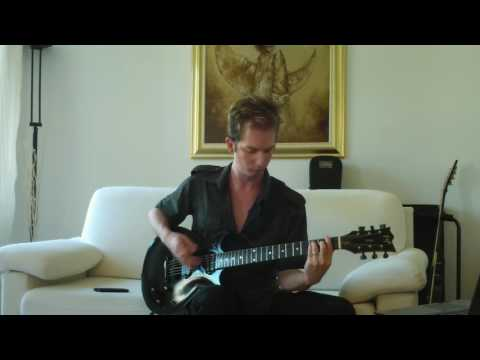 ESP Eclipse JR DC NT: John Rox plays Dammit by Blink 182