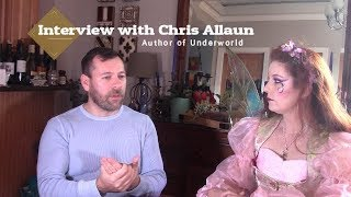 Interview with Author Chris Allaun