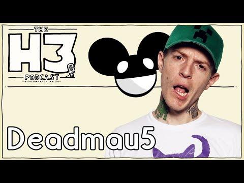 H3 Podcast #59 - Deadmau5