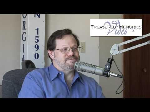 WSMN 1590 AM Radio Interview, Treasured Memories Video - Part 2
