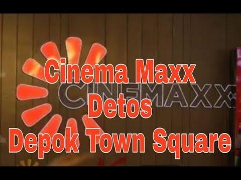Cinema maxx  detos tempat nonton yang nyaman