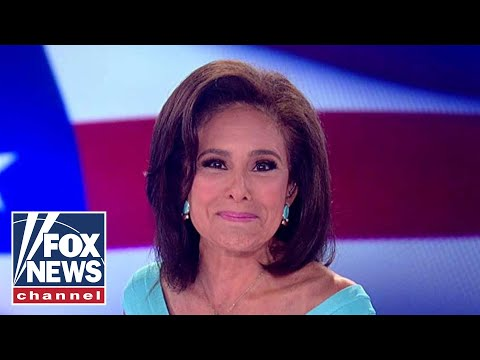 Judge Jeanine: Trump is transparent unlike other politicians