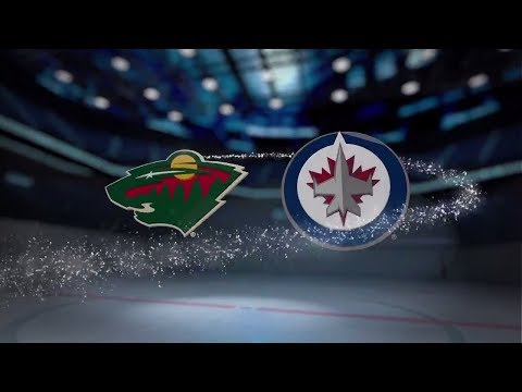 Minnesota Wild vs Winnipeg Jets - November 27, 2017 | Game Highlights | NHL 2017/18. Обзор матча