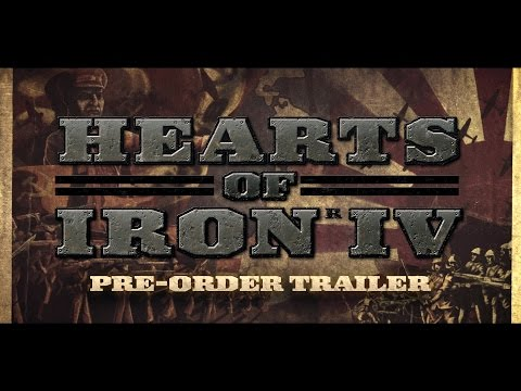 Hearts of Iron IV: Cadet Edition Steam Key GLOBAL - video trailer
