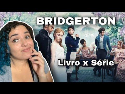 BRIDGERTON NOVA SERIE DA NETFLIX-  LIVRO x SÉRIE COM SPOILER