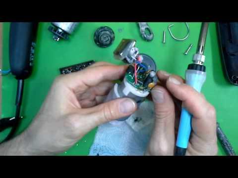 Как поменять мотор в машинке для стрижки волос Moser Class 45 1245-0060