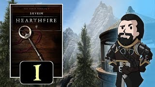 HEARTHFIRE (Skyrim - Special Edition) #1 :  Small house! Big start!