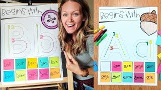 Printing Anchor Charts For The Classroom | Teacher Vlog