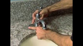 Watch Bathroom Faucet Installation