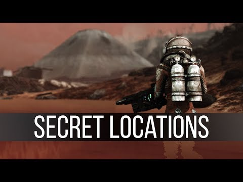 Fallout 4 - 5 Unmarked Locations - Graenolf - Video - Free