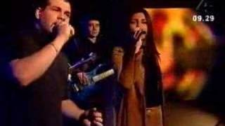Antique - Mera Me Ti Mera Live At Nyhetsmorgon