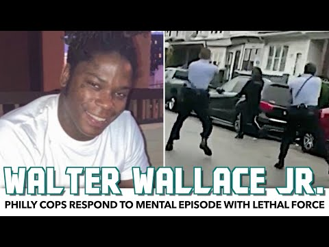Philly Police Kill Black Man Having Mental Health Episode
