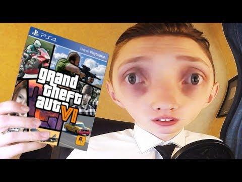 так нубик играет в GTA 6...